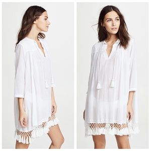 Roller Rabbit Lucknow Serafina Tunic in White